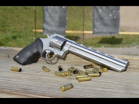 Taurus 44SS8 1st shots
