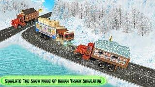 Asian Truck Simulator 2019 Mobile Android games - Driving Truck Simulator screenshot 4