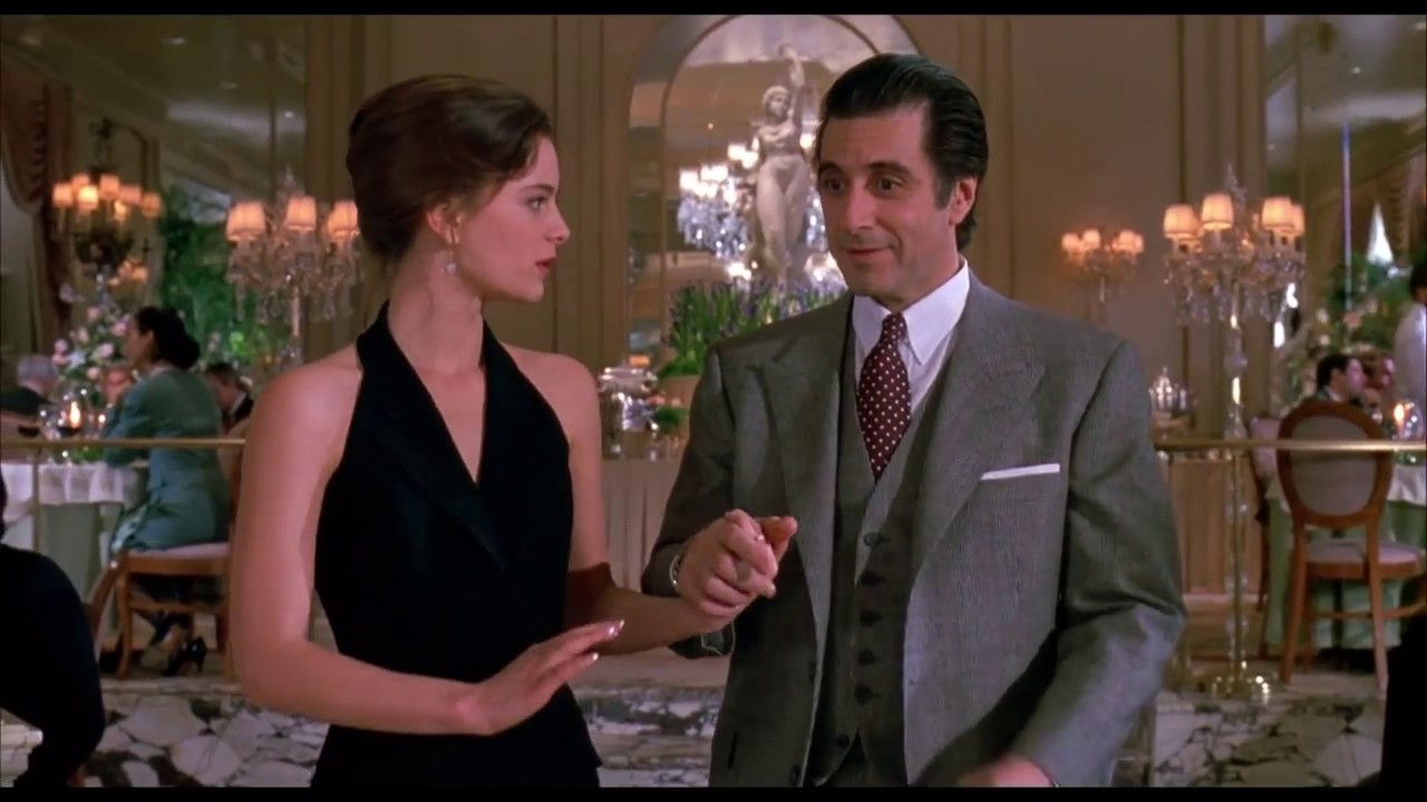 scent of a woman movie meaning