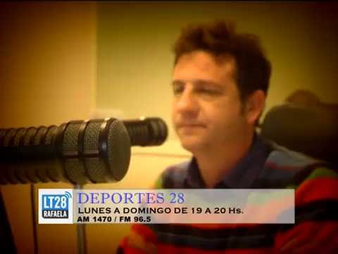 SPOT DEPORTES 28 RADIO RAFAELA