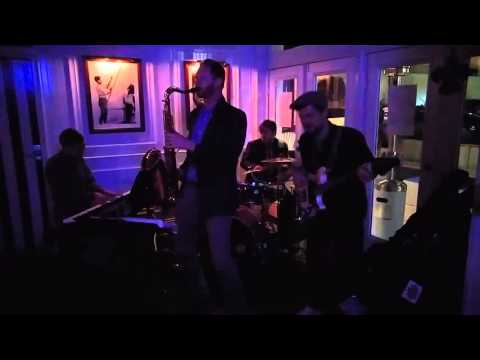 Tchaa! - The Hills ( The Weekend cover ) Live at Camelot Yacht Club