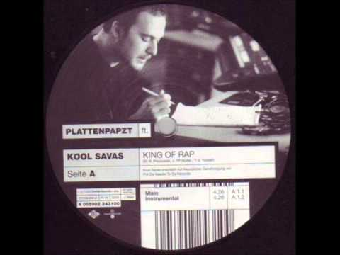 Kool Savas feat. Plattenpapzt - King of Rap