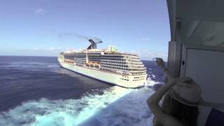 Carnival Triumph Accident (2013): GoPro Hero 3