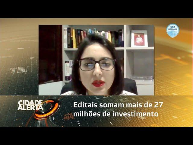 Editais somam mais de 27 milhões de investimento em cultural em AL