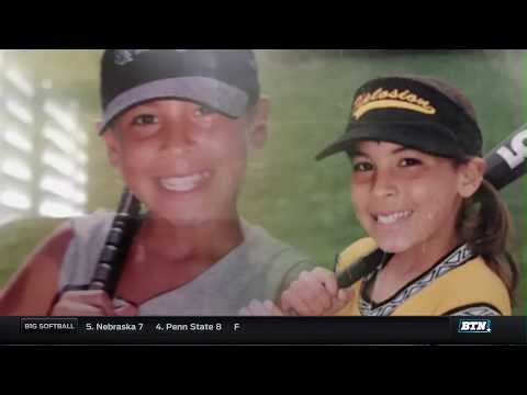 Get to Know Michigan All-American Sierra Romero | Big Ten Softball