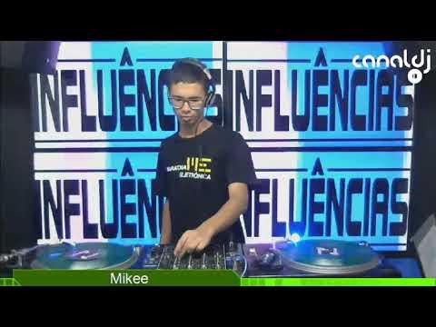 DJ MIkee - Programa Influências - 03.05.2018