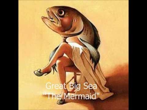 The Mermaid (Lyrics) - Great Big Sea