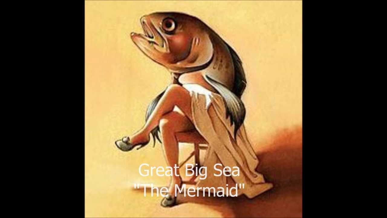 Download The Mermaid (Lyrics) - Great Big Sea