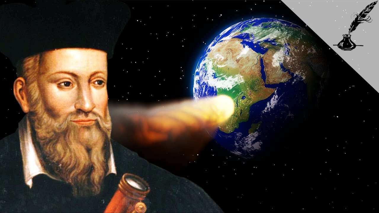 5 Nostradamus Predictions That Could Happen Soon - YouTube