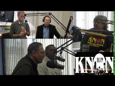 Knon 89.3, Lambda Weekly 2015.11.22, State Rep  Rafael Anchia, Leron & David Taffet