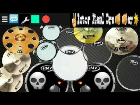 Real Drum Wesley Safadão- A mala é Falsa #WS #Real Drum #Drumcover