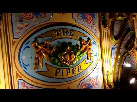 65 Key alan pell fairground organ The Cornish Piper