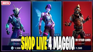 SERVER PRIVATI FORTNITE ITA LIVE SHOP May 4, 2019 - A 70 ABBONATI REGALO 2 SKIN 65/70!