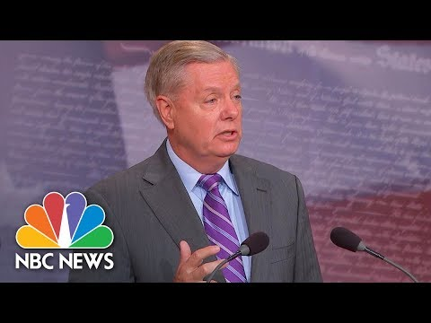 Senator Lindsey Graham Speaks On How NYC Attacker Should Be Treated | NBC News