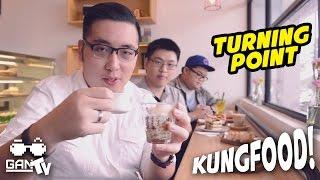 KUNGFOOD #08 Turning Point Café (Gading Serpong)