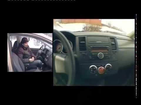 Тест-драйв Nissan Tiida, чем хороша?