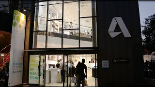 The Autodesk Gallery Pop-Up Tokyo is Open!