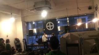 2014年3月21日。 「旅するキヨサク ウクレレ弾き語りライブ」 MONGOL800...