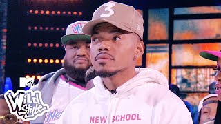 Chance The Rapper & Lil Durk Face Off Against Nick Cannon & T.I. 🔥 Wild 'N Out
