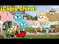 El Episodio Del Increíble Mundo de Gumball Donde se burla de su Plagio en china!