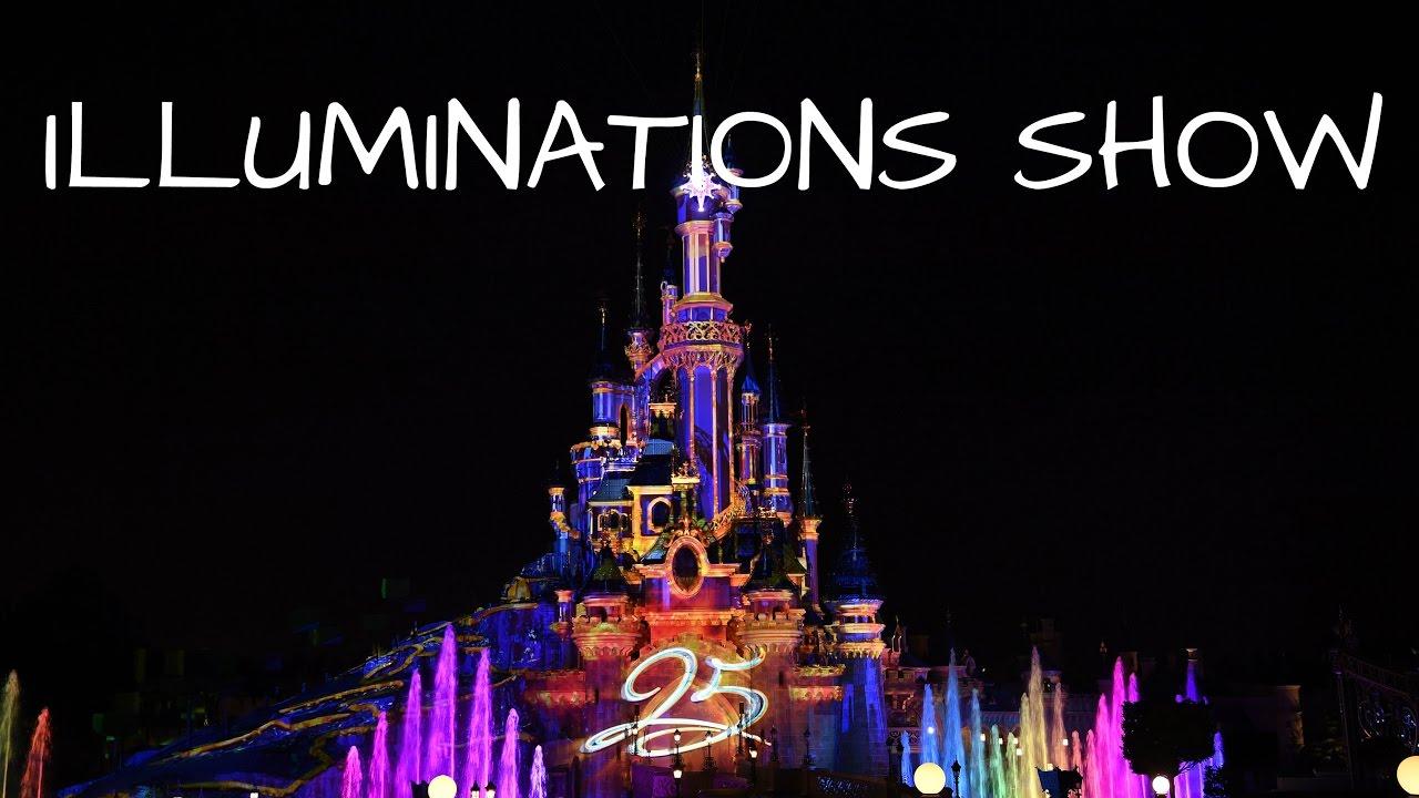 New illuminations show 2017 disneyland paris youtube - Illumination noel paris 2017 ...