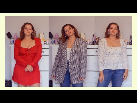 SUSTAINABLE + ETHICAL TRY-ON HAUL || Reformation, Girlfriend Collective, Bagatiba