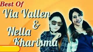 Nella kharisma & Via Vallen Live SERA