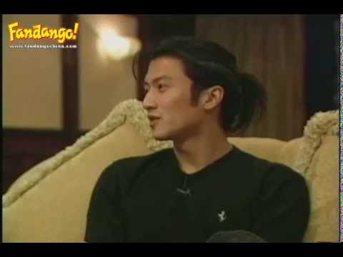 Nicholas Tse (謝霆鋒) - Fandango Interview Part 1
