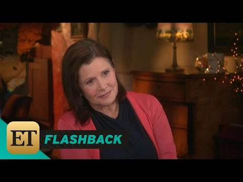 FLASHBACK: Carrie Fisher Talks Candidly About Her Personal Struggles With Mental Health Issues