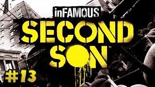 inFamous: Second Son, #13 - Cara Mia Addio