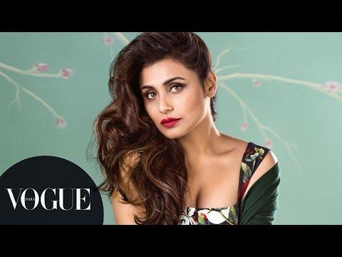 Rani Mukerji Unplugged | Exclusive Interview & Photoshoot | VOGUE India