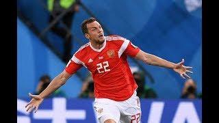 Бубнов о матче ЧМ-2018 по футболу Россия-Египет (3:1)