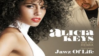 """""""New Day"""" (Remix) - Alicia Keys feat. Jawz Of Life (Swizz Beatz)"""