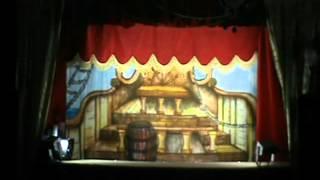 Gioppino e le avventure di Peter Pan Teatro dei Burattini Ilandia 7 di Jonathan