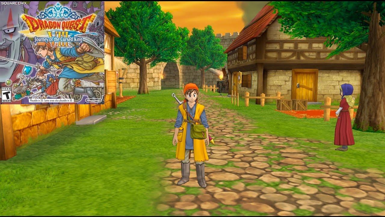 Dragon Quest 8 Tips
