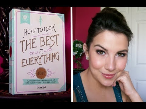 8f156b098 Benefit How To Look The Best At Everything Kit - YouTube