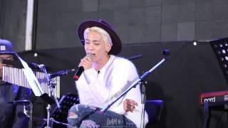 [FANCAM] 150918 홍대게릴라콘서트 PLAYBOY_샤이니_종현(JONGHYUN)