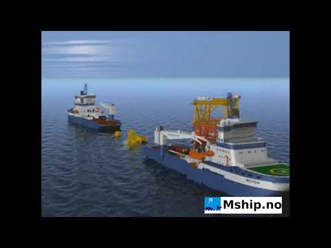 12.000 ton heavy lift for offshore decommissioning
