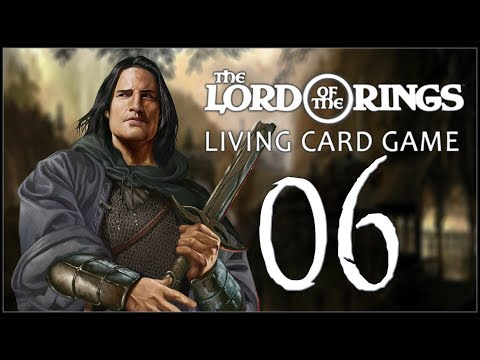 DOWN THE ANDUIN - The Shadow's Reach (Hard) - The Lord Of The Rings: Living Card Game - Ep.06!