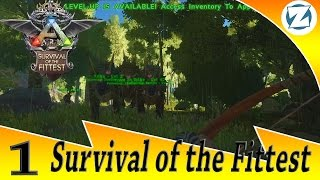 Ark Survival Of The Fittest Gameplay w Draax and Sl1pg8r - Ep1 - Lightning Round