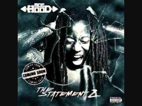 Ace Hood - My Speakers + LYRICS (The Statement 2 MixTAPE)
