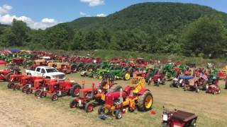 Loyalsock Antique Farm Machinery Show 2016