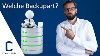 Datensicherung:  Welche Backupart ist die beste für mein Unternehmen? – CYBERDYNE