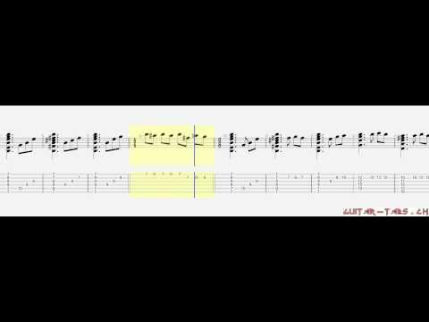 Tenacious D Tabs - Classico