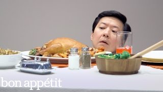 Comedian Ken Jeong Gets Serious About Thanksgiving