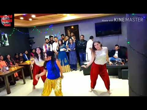 Mein_Tera_Boyfriend___Dance_group_Lakshmi___Diwali_evening_/world Hindi Tec
