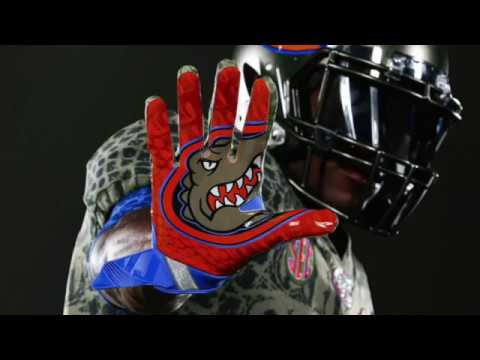 64667b10e86f New Florida Gators jerseys are Nike s worst of all-time - YouTube