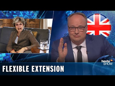 Endless nightmare: Brexit has been postponed AGAIN! German political comedy (English subtitles)