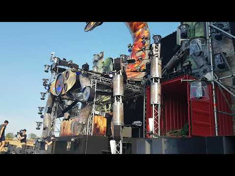 Ran-D - Zombie & Gunz For Hire - Execoutioner Style @ Shutdown - Rise Of The Machines (by Ran-D)