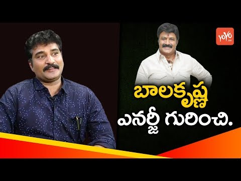Actor Rajiv Kanakala About Nandamuri...